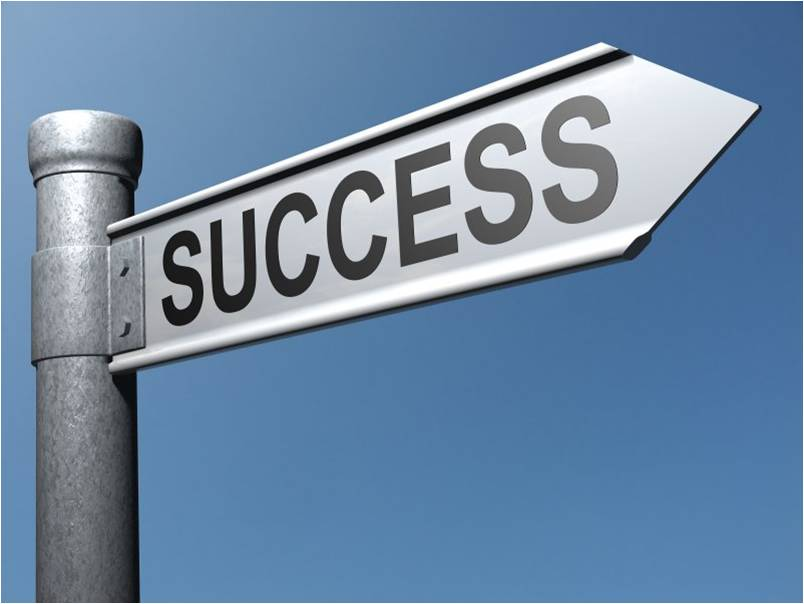 What does success mean to you?